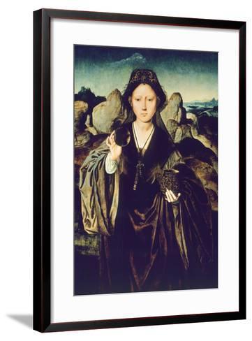 Magdalene--Framed Art Print