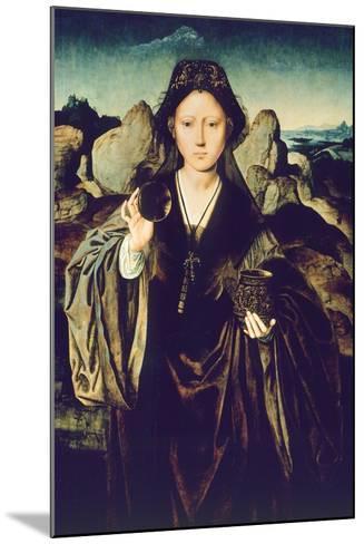 Magdalene--Mounted Giclee Print