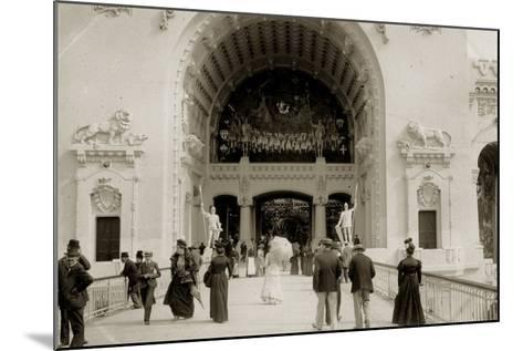 Exposition Universelle, Paris, 1900--Mounted Photographic Print