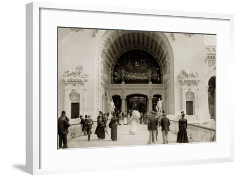 Exposition Universelle, Paris, 1900--Framed Art Print