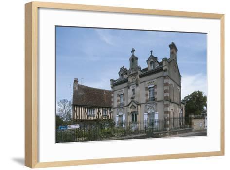 France - Île-De-France - Provins--Framed Art Print