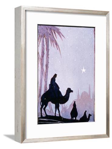 The Three Kings, 1930s--Framed Art Print