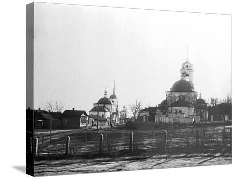 Tsaritsyn before the Revolution, 1910--Stretched Canvas Print