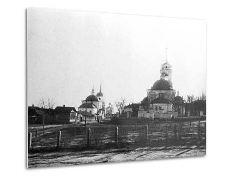 Tsaritsyn before the Revolution, 1910--Metal Print