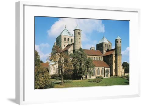 St Michael's Church, Hildesheim--Framed Art Print