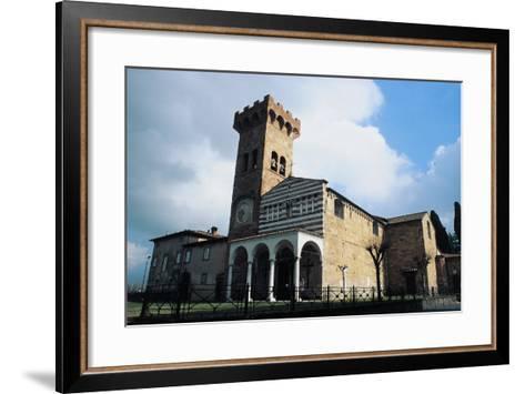 St Paul's Parish Church--Framed Art Print