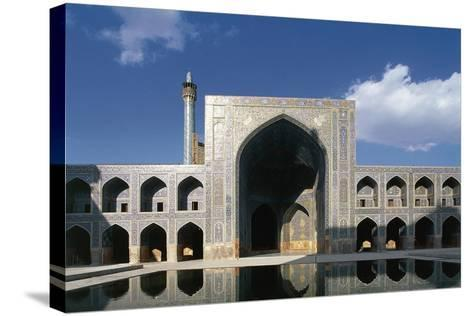 View of Imam Mosque--Stretched Canvas Print