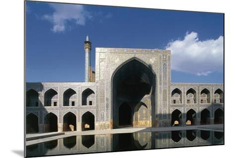 View of Imam Mosque--Mounted Giclee Print