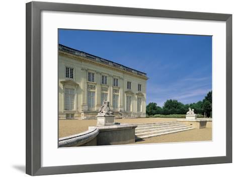 Facade, Pignerolle Castle--Framed Art Print