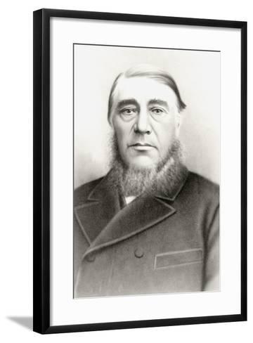 Stephanus Kruger--Framed Art Print