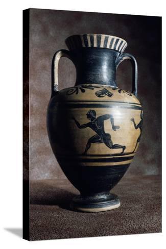 Amphora--Stretched Canvas Print