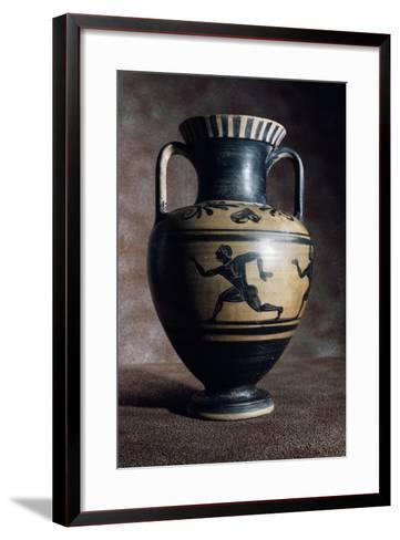 Amphora--Framed Art Print
