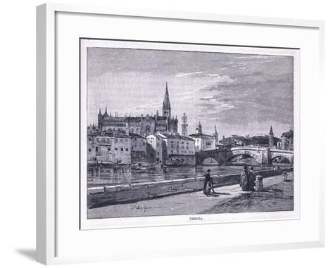Verona-John Fulleylove-Framed Art Print
