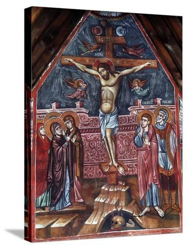 Crucifixion, 1494-Philippos Goul-Stretched Canvas Print