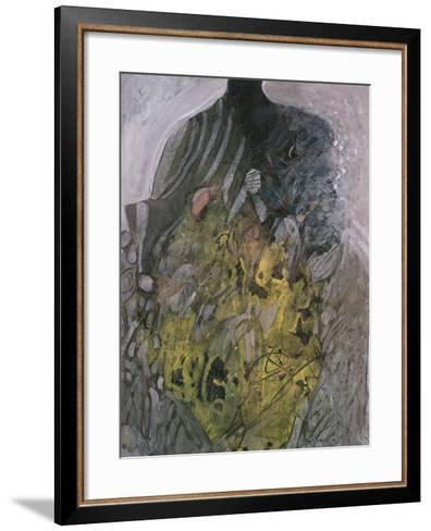 Untitled, 1981-Keshav Malla-Framed Art Print