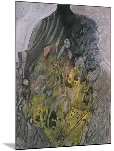Untitled, 1981-Keshav Malla-Mounted Giclee Print