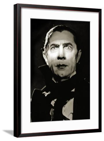 Bela Lugosi, C.1930--Framed Art Print
