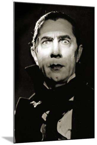 Bela Lugosi, C.1930--Mounted Photographic Print
