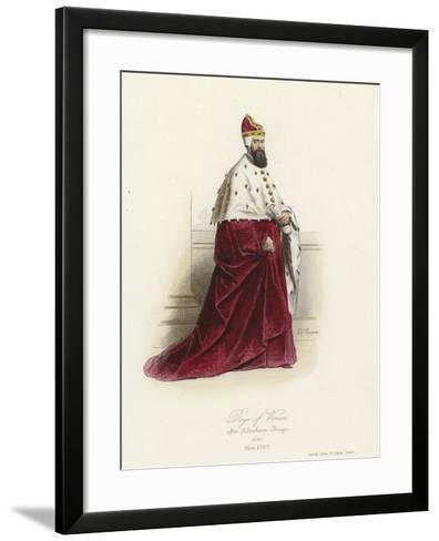 Doge of Venice--Framed Art Print