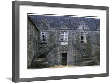 Castle of Rohan--Framed Art Print
