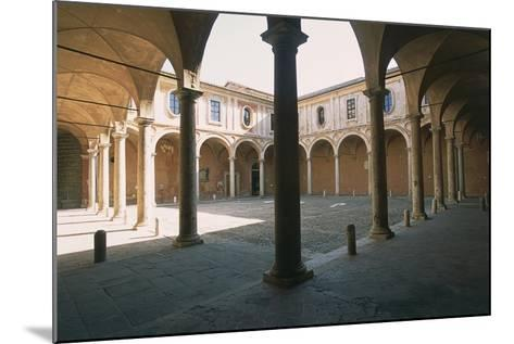 Cloister of Stars--Mounted Giclee Print