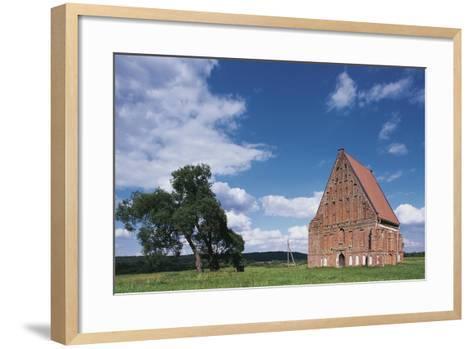 St John the Baptist's Church--Framed Art Print