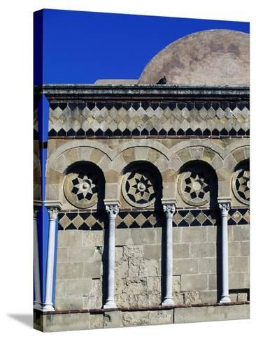 Church of Annunciation of Catalans--Stretched Canvas Print