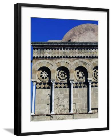 Church of Annunciation of Catalans--Framed Art Print