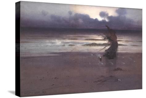 Incantation-Carleton Grant-Stretched Canvas Print