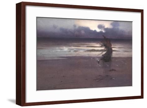 Incantation-Carleton Grant-Framed Art Print