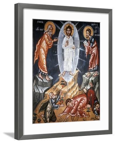 The Transfiguration-Symeon Axenti-Framed Art Print