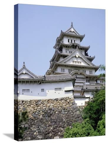Himeji Castle, Hyogo Prefecture, Japan--Stretched Canvas Print