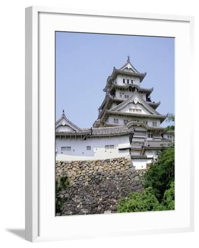 Himeji Castle, Hyogo Prefecture, Japan--Framed Art Print