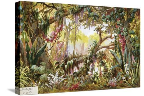 Set Design by David Radlmesser--Stretched Canvas Print