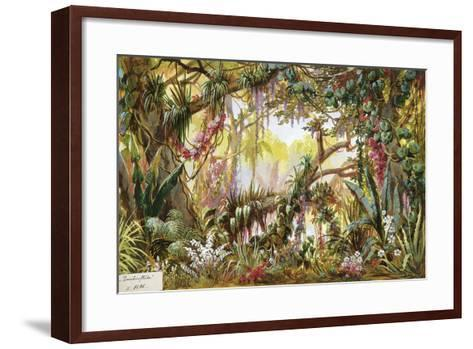 Set Design by David Radlmesser--Framed Art Print