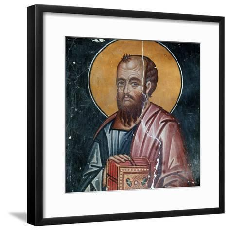 St Paul-Philippos Goul-Framed Art Print