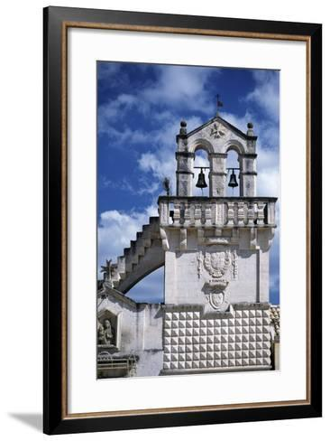 Sasso Barisano, Historic Centre of Matera--Framed Art Print
