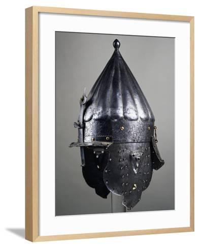 Shishak--Framed Art Print