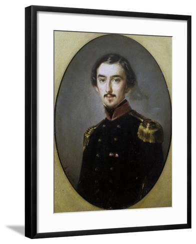 Portrait of Enrico Dandolo--Framed Art Print