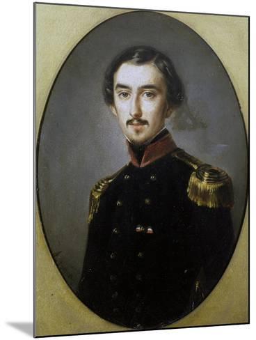 Portrait of Enrico Dandolo--Mounted Giclee Print