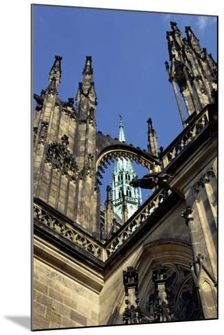 Cathedral of Saint Vitus, Begun in 1344--Mounted Photographic Print