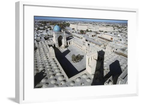 Kalian Mosque--Framed Art Print