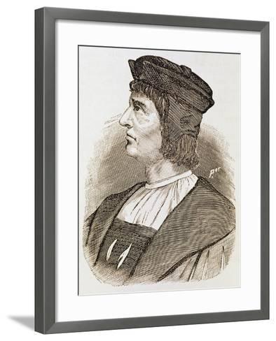 Portrait of Bartolomeu Dias--Framed Art Print