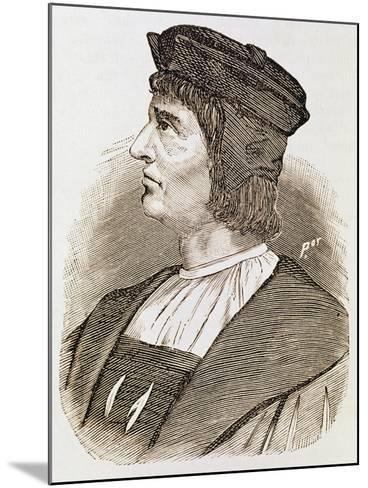 Portrait of Bartolomeu Dias--Mounted Giclee Print