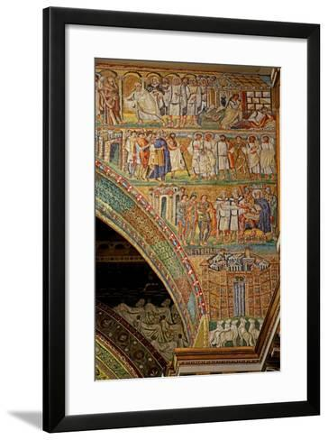 The Right Hand Apse Arch--Framed Art Print