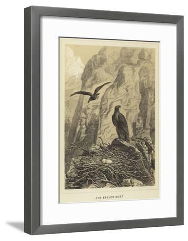 The Eagles Nest--Framed Art Print