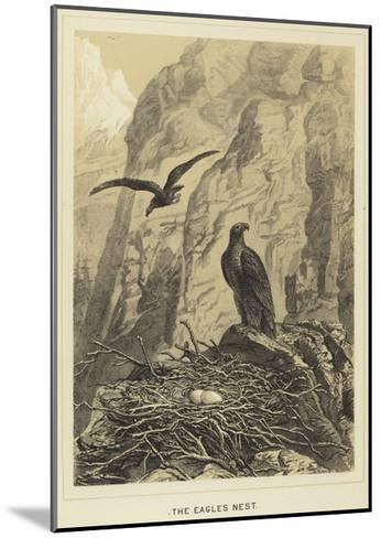 The Eagles Nest--Mounted Giclee Print