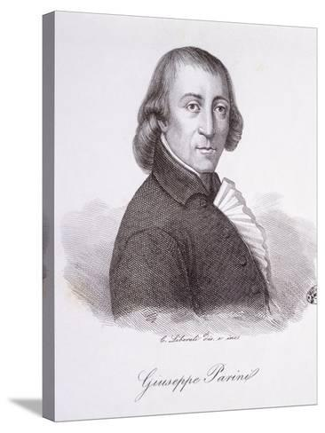 Giuseppe Parini-C. Liberali-Stretched Canvas Print