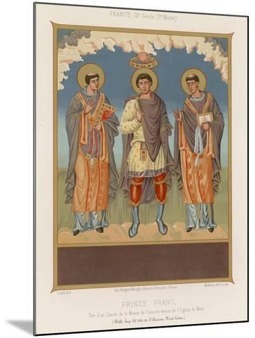 Prince Franc--Mounted Giclee Print