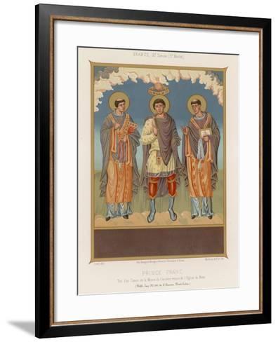 Prince Franc--Framed Art Print